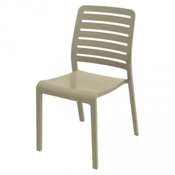 0c75d3783fa5 Plastové židle Plastové křeslo CHARLOTTE COUNTRY - cappuccino ...